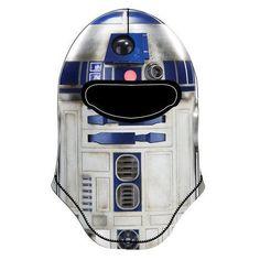 GORRO INTEGRAL INVIERNO MÁSCARA R2-D2 DE STAR WARS