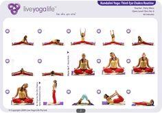 """Kundalini Yoga Classe Programa Chakra 6: - Ajna Chakra (Terceiro Olho): Esta classe de nível aberta é para um chakra do terceiro olho saudável (Ajna Chakra). Você estará praticando o que é chamado de """"Estimulação Ajna Kriya"""". Esta prática é projetado para ajudá-lo a desenvolver a sua vista, a sua intuição, e trabalho com a limpeza da energia ao redor do ponto do terceiro olho entre as sobrancelhas. A cor associada a este centro de energia é roxo."""