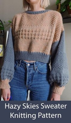 SWEATER WOMAN/'S KNITTED Short Cropped  Loose Small Poncho With Sleeves Chest Warmer  Shoulder Cover