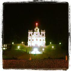 Panjim Church Goa #mygoaproperty #india #goa #property