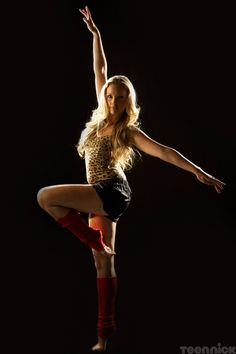 Kat (Alicia Banit) from Dance Academy