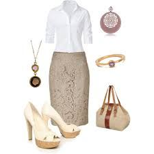 Resultado de imagen para lace skirt outfit