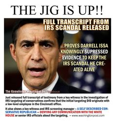 LYING, SUPPRESSING EVIDENCE...THIS GUY NEEDS TO BE IN JAIL?? ANOTHER INCIDENT OF THE REPUBLICAN PARTY LIES, CORRUPT BEHAVIOR, + CRIMINAL ACTIVITY!!