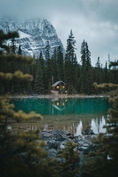 Beautiful cabin in a beautiful setting