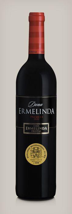 Dona Ermelinda Red 2010. Challenge Internatinal Du Vin Gold Medal Winner.