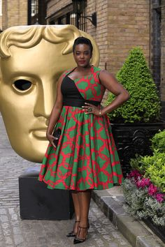 Wunmi Mosaku attends the British Academy Television Craft Awards on April 23, 2017 in London, United Kingdom.