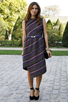 The blanket dress