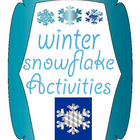 FREE! These are fun activities for your students to do during the winter. Print out the colorful materials, laminate, and use multiple times. There is a ...