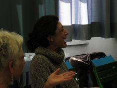 """Raccontami di Lei: Tavola Rotonda. Libro """"Paola"""" Isabel Allende. Moderano Almudena Cuesta e Michela"""