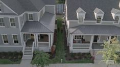 Interior Design and The Walking Dead's Alexandria Homes