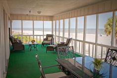 Condo vacation rental in Tybee Island Vacation Destinations, Vacation Spots, Tybee Island, Outdoor Furniture Sets, Outdoor Decor, Porch Swing, Nice View, Ideal Home, Condo