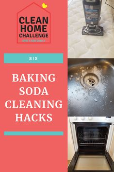 Baking soda is a common household product, and inexpensive compared to some of the cleaning products you can purchase. Let me show you some baking soda hacks for cleaning your home. The best part about using baking soda to clean … Car Cleaning Hacks, Deep Cleaning Tips, Cleaning Checklist, Green Cleaning, Diy Cleaning Products, Spring Cleaning, Mattress Cleaning, Cleaning Items, Baking Soda Cleaning