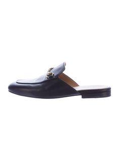 7248174e5de Horsebit Princetown Loafers. Schwarzes Leder. Black leather Gucci ...