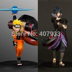 2pcs/lot Naruto Shippuden Uchiha Sasuke + Uzumaki Naruto PVC Action Figure Collectible Model Toy-in Action & Toy Figures from Toys & Hobbies on Aliexpress.com | Alibaba Group