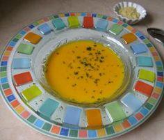 Recette Velouté de patates douces par lilas35 - recette de la catégorie Soupes