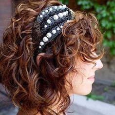 Corte+e+penteado+para+cabelo+cacheado+curto!+Cabelos+curtos+e+cacheados,+cabelos+ondulados+e+cabelos+crespos. +++Como+tem+cacheadas+lindas,...