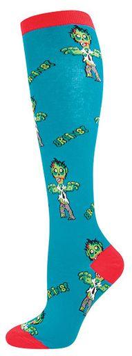 eaa9d987622 Absolute Socks - Zombies Knee High Socks