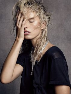 La Gran Belleza: Karolina Kurkova By Nico For Vogue Spain October 2014