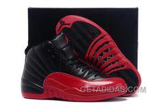 """3aab49891e6c Air Jordans 12 Retro """"Flu Game"""" Shoes For Sale Online Authentic 4Q767c"""