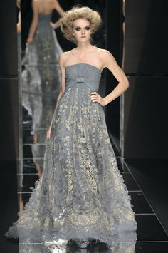 Elie Saab Fall 2008 Couture Collection