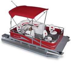 Image detail for -GILLGETTER PONTOONS, Mini , Compact or Small PONTOON BOATS IN OHIO
