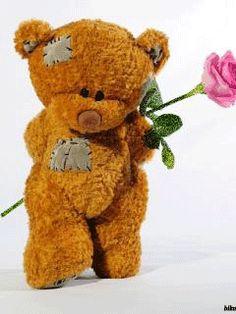 Mejores 61 Imagenes De Ositos En Pinterest Plushies Cute Teddy