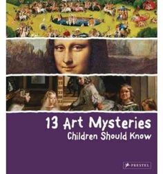 In this intriguing book, young readers will be introduced to the unsolved mysteries behind some of the world's greatest art and artists.