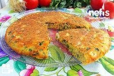 Sabah Kahvaltısı İçin Müthiş Omlet Böreği – Nefis Yemek Tarifleri