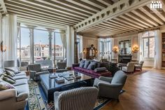 Palazzo Contarini Michiel: Venice apartment for rent in Dorsoduro, Italy. ViewsOnVenice