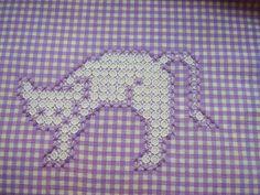 Chicken scratch embroidery | Silkystitch