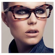 alain mikli ( image by featuring Mikli style Glasses For Face Shape, Funky Glasses, Cute Glasses, Fashion Eye Glasses, Cat Eye Glasses, Womens Glasses Frames, Gisele Bündchen, Eyewear Trends, Tilda Swinton