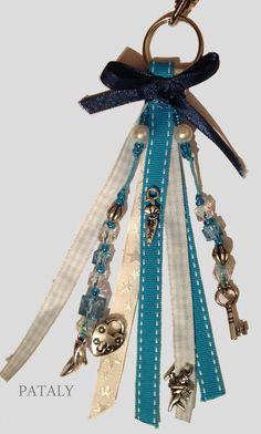 bijou de sac ; porte clés