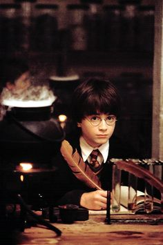 HARRY POTTER AND THE SORCERER'S STONE, Daniel Radcliffe, 2001