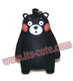 Kumamon Bear Squishy Mascot