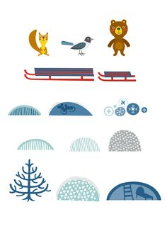free printable pattern | lasten | lapset | joulu | idea | askartelu | kädentaidot | käsityöt | tulostettava | kuva | paperi | koti | leikki | DIY | ideas | kids | children | crafts | paper | picture | christmas | home | Pikku Kakkonen