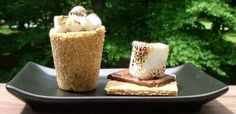 Smores Shot   19 Impossibly Fun Shot Glasses You Can Eat