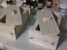 Handcrafted Soap Molds from Smokey Valley Homestead. Made to your specifiactions