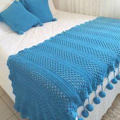 Fabulous Crochet a Little Black Crochet Dress Ideas. Georgeous Crochet a Little Black Crochet Dress Ideas. Crochet Bedspread, Crochet Blanket Patterns, Baby Blanket Crochet, Crochet Baby, Free Crochet, Knitting Patterns, Crochet Home, Crochet Granny, Crochet Crafts