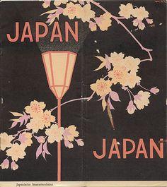 kathy kavan 1920s japan travel poster