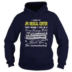Awesome Tee  JFK Medical Center T shirts