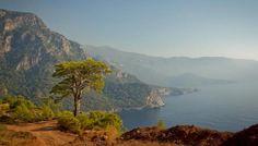 Yoga in Turkey - Huzur Vadisi - Turquoise Coast -