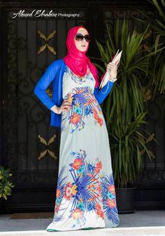 hijab maxi dress 8