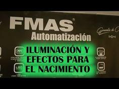 ILUMINACIÓN Y EFECTOS FMAS AUTOMATIZACIÓN - YouTube