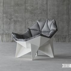 Lounge chair Q1 - ODESD2