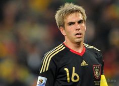 Phillip Lahm Right-Back Bayern Munich and German national team captain.