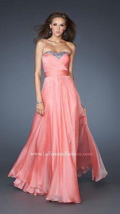 La Femme 18899 | La Femme Fashion 2013 - La Femme Prom Dresses - Dancing with the Stars