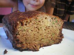 The Primal Home: Grain Free Zucchini Bread