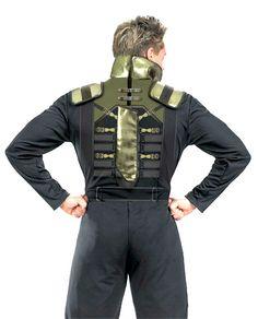 new goblin costume Harry Osborn, Marvel Villains, Goblin, Motorcycle Jacket, Costumes, Jackets, Fashion, Down Jackets, Moda