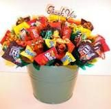 Candy Bouquets How To Make A Fun Table Decoration For Your Wedding