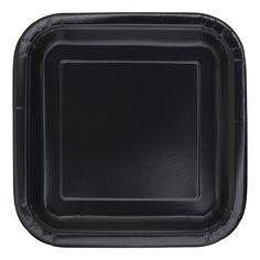 Pappasjetter Kvadrat Svarte - Partyking.no Griddle Pan, Matcha, Circuit, Grill Pan